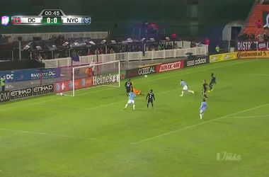 Лэмпард забил гол на 48-й секунде матча в США