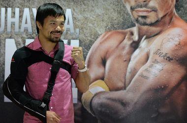 Мэнни Пакьяо вернется на ринг весной 2016 года