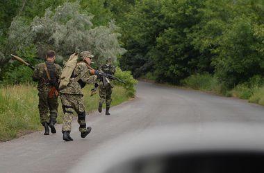 Возле Гранитного боевики открыли стрельбу из гранатомета