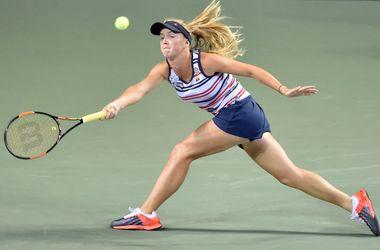 Элина Свитолина проиграла во втором круге турнира в Пекине
