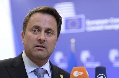 Премьер Люксембурга предложил подготовиться на случай срыва Минских соглашений