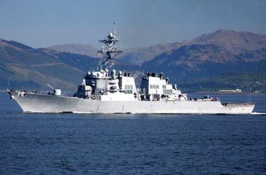 США отправляют в Черное море ракетный эсминец USS Porter