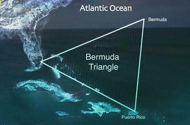В районе Бермудского треугольника обнаружены останки моряка с пропавшего судна