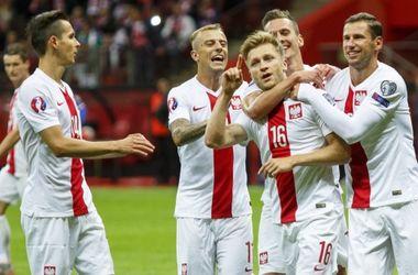 Футболисты сборной Польши получат 2,4 млн евро в случае выхода на Евро-2016