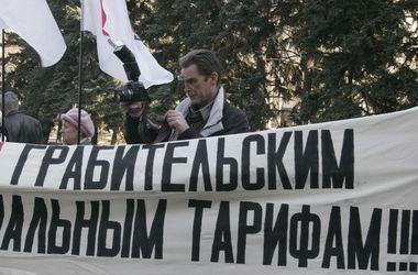 """<p>Сегодня, как и в 2007 году, Тимошенко использует риторику """"грабительских тарифов"""".<span>Фото из архива, фотограф Ткаченко И.</span></p>"""