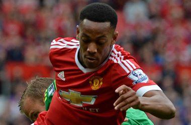 """Новичок """"Манчестер Юнайтед"""" стал лучшим футболистом месяца в Премьер-лиге"""