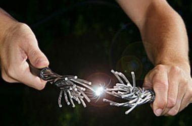 В Харькове больной мужчина убил жену электротоком