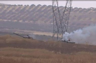 Войска Асада перешли в наступление