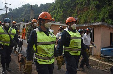 Число жертв оползня в Гватемале увеличилось до 215