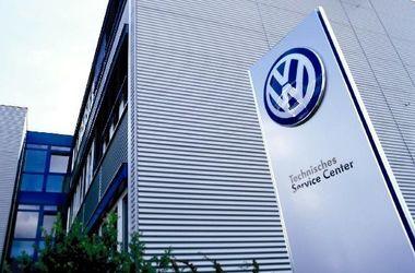 � �������� ����������� ������� ������ � ����-�������� Volkswagen