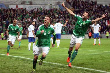 Северная Ирландия вышла в финальную часть Евро-2016