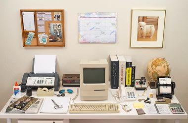 Как изменился наш рабочий стол за 35 лет