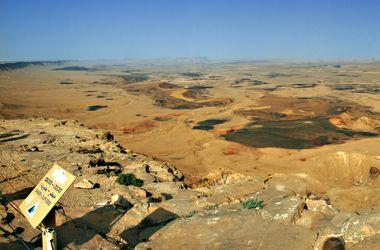 Пустынный Израиль: почему стоит посетить кратер Рамон