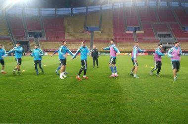 Где смотреть матч Македония - Украина