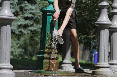 В киевском парке Шевченко отремонтируют бювет