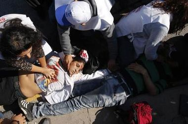В Анкаре прогремели мощные взрывы: десятки человек погибли