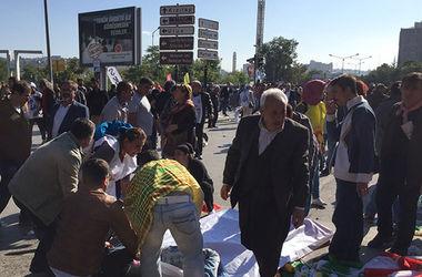 Премьер Турции созывает экстренное совещание из-за взрывов в Анкаре