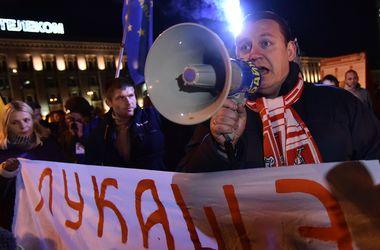 В Беларуси завершился митинг оппозиции