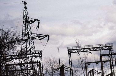 Энергетическая блокада Крыма началась