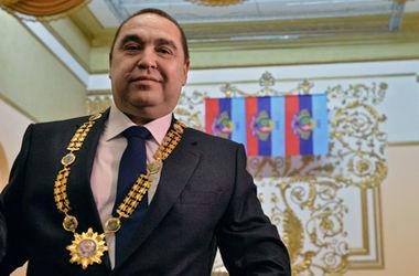 """Плотницкий не против """"вхождения """"ЛНР"""" в Россию"""