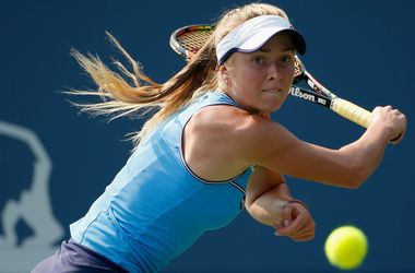 Элина Свитолина проиграла на турнире в Китае