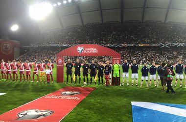Сборная Гибралтара установила новый антирекорд отборов на чемпионат Европы