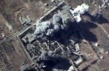 Сирию нещадно бомбят