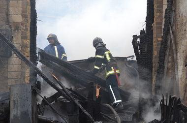 В Одессе горел знаменитый завод