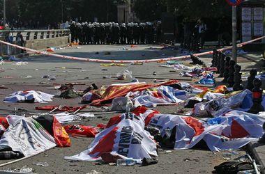 Взрывы в Турции: оторванный палец пролил свет на личность смертника