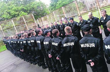 В Киеве на охрану в центре Киева выйдут две тысячи милиционеров
