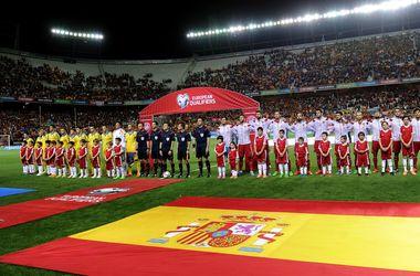 Где смотреть матч Украина – Испания