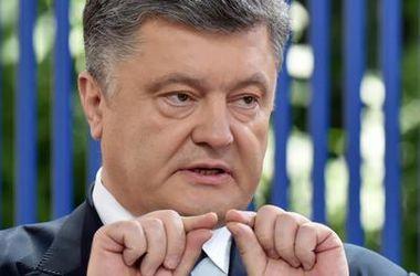 Порошенко рассказал, чем может обернуться шантаж боевиков