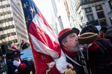 США отмечают День Колумба