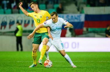 Группа Е: Словения сыграет в плей-офф отбора Евро-2016