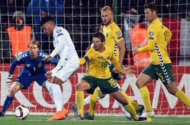 В УЕФА открыли дело против Литвы и Англии