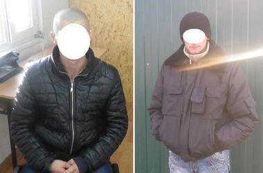В Херсонской области задержали неудачливых боевиков