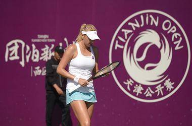 Людмила Киченок не смогла выйти в четвертьфинал китайского турнира