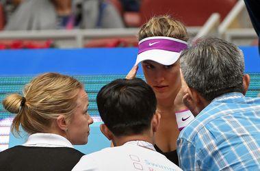 Эжени Бушар подала в суд на Ассоциацию тенниса США из-за падения на US Open