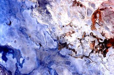 Невероятные фото Австралии с борта МКС