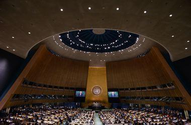 Украина стала непостоянным членом Совбеза ООН