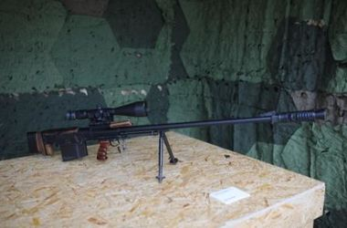 Украинские оружейники создали новую снайперскую винтовку