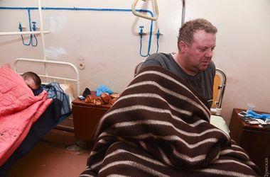 Медики рассказали о состоянии пострадавших в результате крушения катера под Одессой