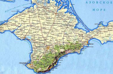 Оксфордское издательство изобразило Крым частью России