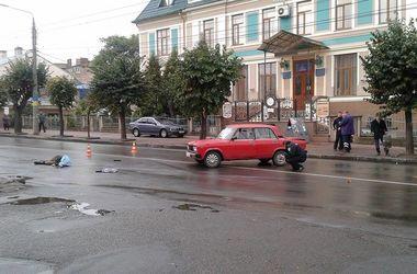 В Черновцах произошло смертельное ДТП