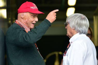 Ники Лауда может стать главным боссом Формулы-1
