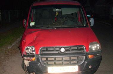 На Волыни пьяный водитель раздавил двоих детей