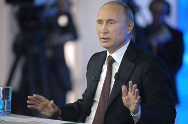 Путин пояснил, зачем Россия направила войска в Сирию