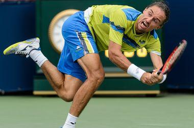 Александр Долгополов проиграл на старте турнира в Вене