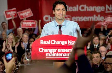 Трюдо: Канада возвращается в мировую политику