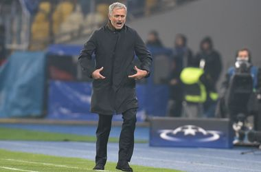"""Жозе Моуринью: """"Результат матча вполне приемлемый для нас"""""""